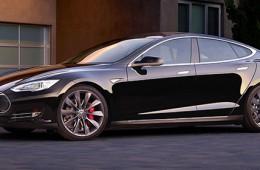Tesla обновит седан Model S