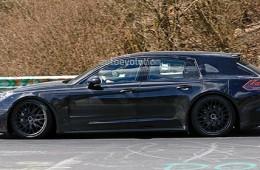 Porsche запустит в производство новый универсал Panamera в 2017 году