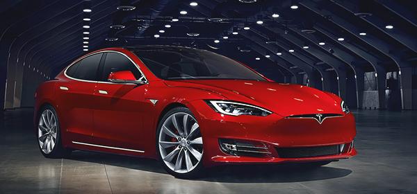 Tesla обновила электрокар Model S
