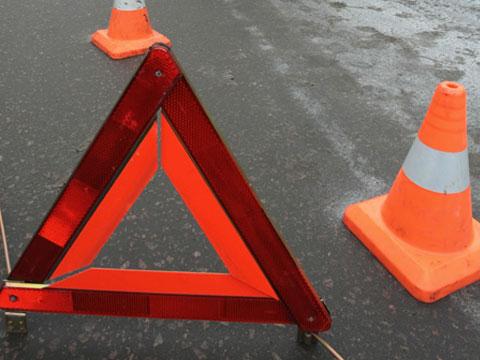 В Смоленске на улице 25 Сентября маршрутка попала в аварию