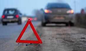 В Смоленске на Фрунзе «BMW» выскочила на встречку и столкнулась с «Audi»