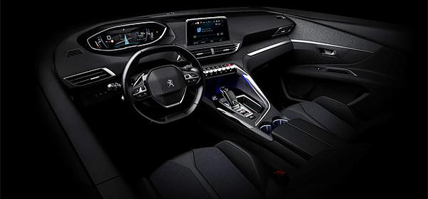 Компания Peugeot представила салон будущего