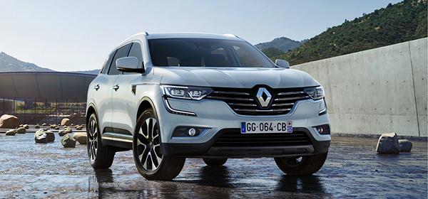 Компания Renault показала новый Koleos