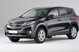 Тест-парк Toyota RAV 4: На прощание