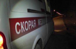В Смоленске иномарка врезалась в «Рено» и съехала в кювет