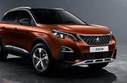 Peugeot представил новый кроссовер 3008