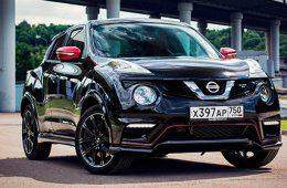 Nissan остановил поставки автомобилей Juke в Россию