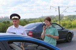 Смоленским водителям предложили выплатить долги прямо на дороге
