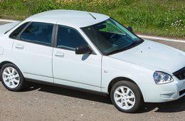 Lada Priora получила версию с окрашенными в цвет кузова дисками