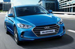 Hyundai представил седан Elantra нового поколения