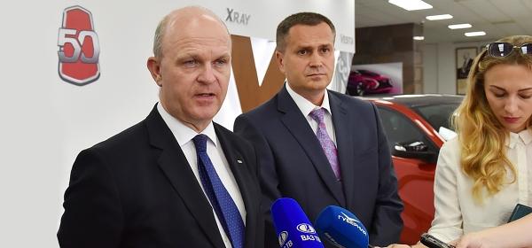 К 2025 году АвтоВАЗ представит 8 новых автомобилей