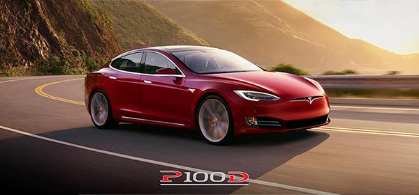 Tesla представила новые модели электрокаров