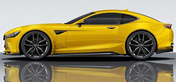Новая Mazda c роторным двигателем поступит в продажу в 2020 году