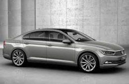 Новый Volkswagen Passat CC получит гибридную версию