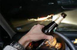 Смоленский водитель из-за спиртного может оказаться в тюрьме