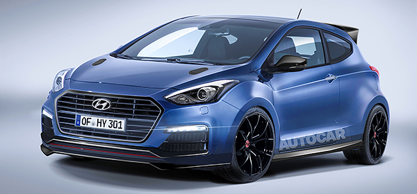 Hyundai планирует разработать конкурента Focus RS