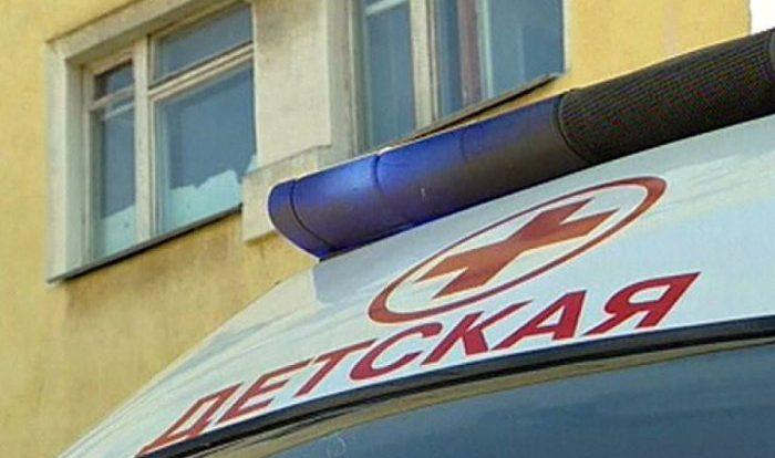 Восьмилетнего ребенка сбили на тротуаре на площади Желябова в Смоленске