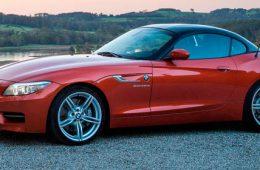 BMW завершила производство родстера Z4
