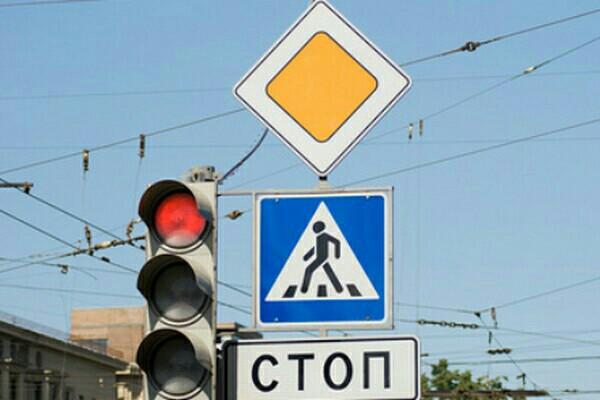 В Смоленске на Шевченко иномарка сбила пешехода
