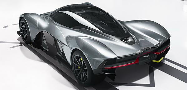 Aston Martin разработает конкурента Ferrari 488