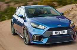Ford Focus RS добавили мощности