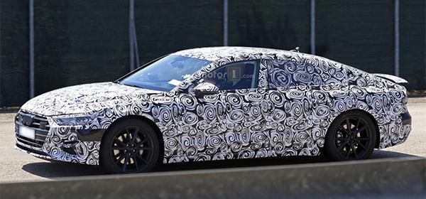 Audi A7 нового поколения сделают похожим на концепт Prologue