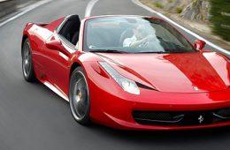 Ferrari отзывает автомобили из-за неисправных подушек безопасности