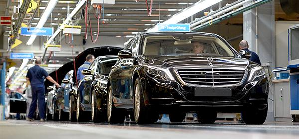 Mercedes-Benz приступил к переговорам о производстве автомобилей в России