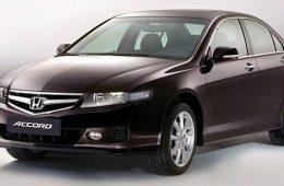 Honda отзывает более 55 тысяч автомобилей в России
