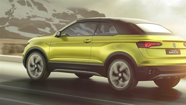 Volkswagen Polo нового поколения превратят в кроссовер