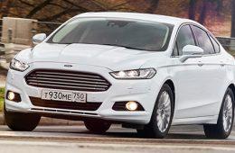 Ford отзовет в России 3 тысячи автомобилей из-за проблем с фарами