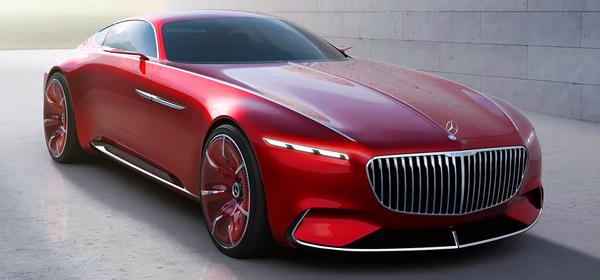 Mercedes-Maybach создал самое длинное купе в мире
