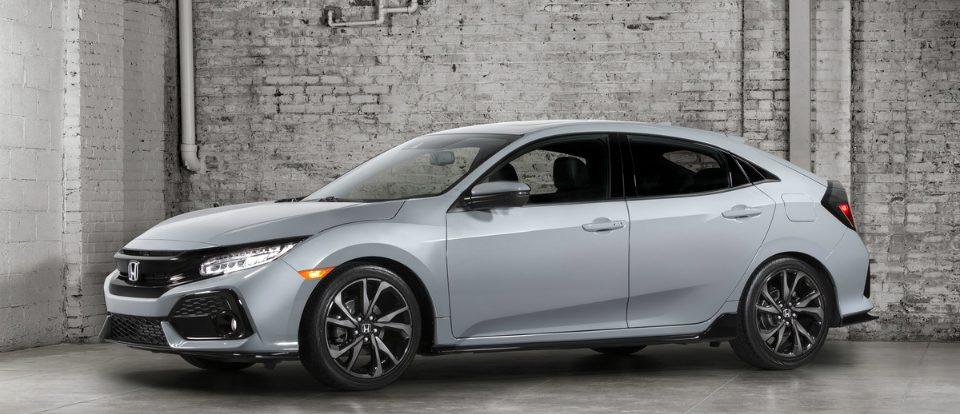Новый хэтчбек Honda Civic получит «подогретую» версию