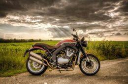 В Смоленской области угонщик воспользовался чужим мотоциклом, чтобы доехать до своей деревни