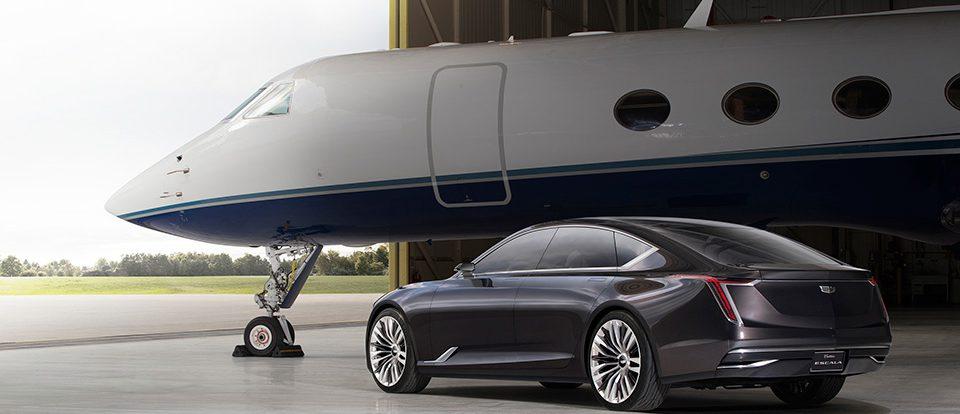 Cadillac показал предвестника нового флагманского седана