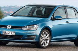 Volkswagen приостановит производство Golf