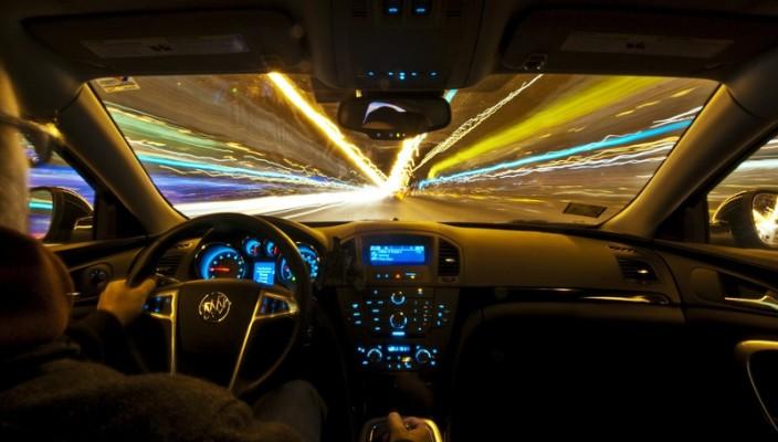 Советы новичку – водителю о вождении авто ночью