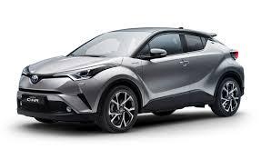 Toyota показала салон будущего конкурента Mazda CX-3