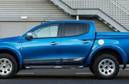 Mitsubishi отзывает в России около 48 тыс. пикапов L200