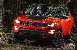 Jeep показал новый городской кроссовер