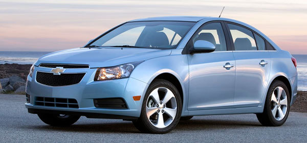 Chevrolet отзывает более трех тысяч автомобилей в России