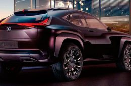 Lexus рассекретил новый компактный кроссовер