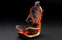 Lexus показал сиденье будущего