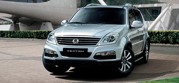 SsangYong возобновил производство автомобилей в России
