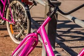 Воры оставили смолянку без велосипеда