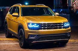 Volkswagen представил свой самый большой кроссовер