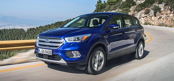 Ford анонсировал продажи обновленной Kuga в России