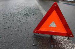 В Смоленске области Хенде Элантра сбила пешехода