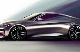 BMW выпустит дорогое купе для конкуренции с Bentley