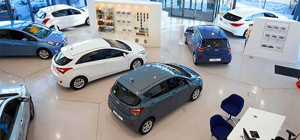 Спрос на новые автомобили в сентябре сократился на 10,9%